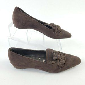 Stuart Weitzman Womens Size 6.5 M Flats Loafers